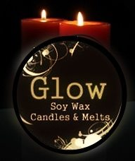 Glow Soy Wax Candles & Melts