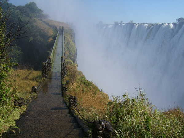 Knife-Edge Point, Victoria Falls, Zambia