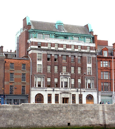 Clarence Hotel, Dublin, Ireland
