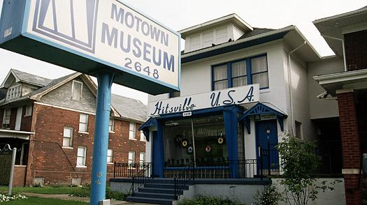 Motown Museum, Detroit