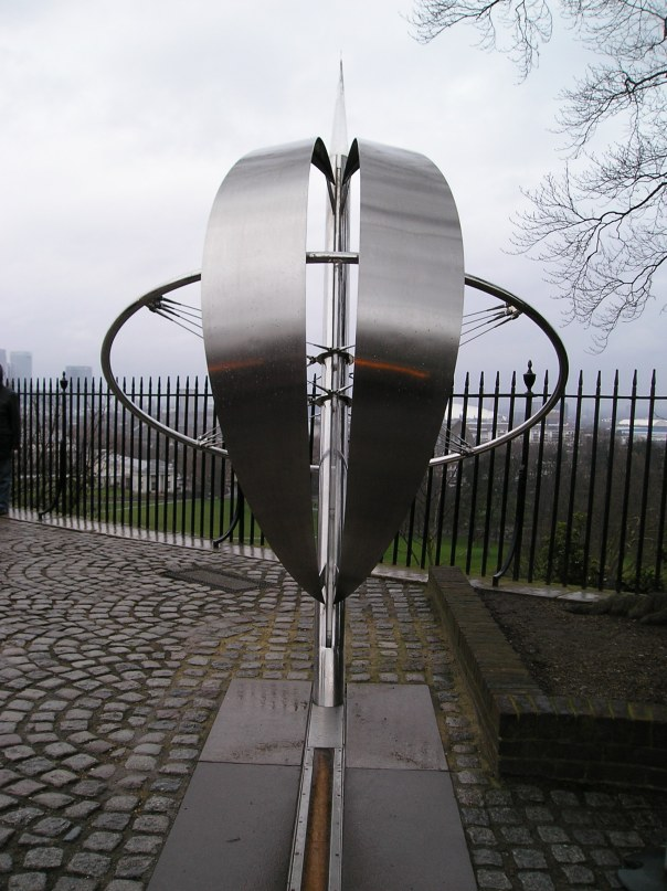 Greenwich Meridian, London