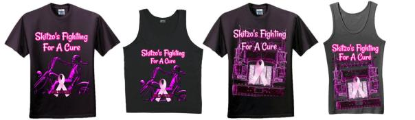 Skitzo's Fighting For a Cure